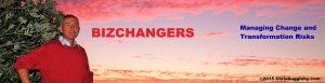 Header For BIZCHANGERS website Copyright Chris Duggleby 2015